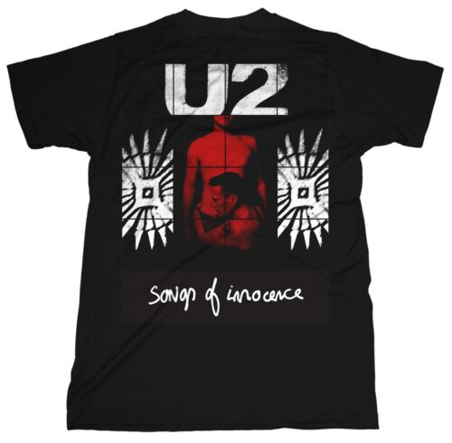 U2 Songs of Innocense Red Shade
