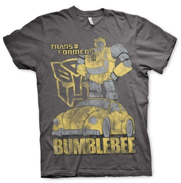 Transformers Bumblebee Distressed
