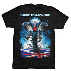 Iron Maiden Tour Trooper
