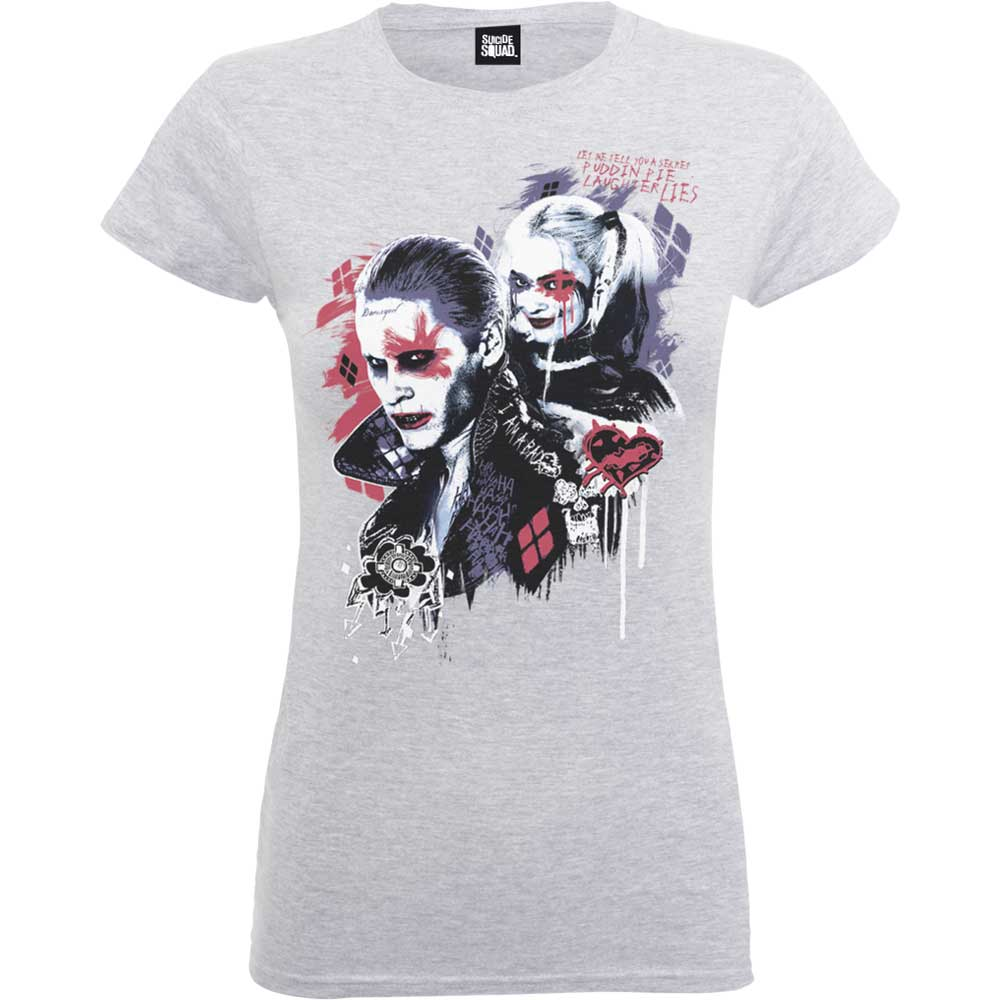 DC Comics Suicide Squad Harley Puddin