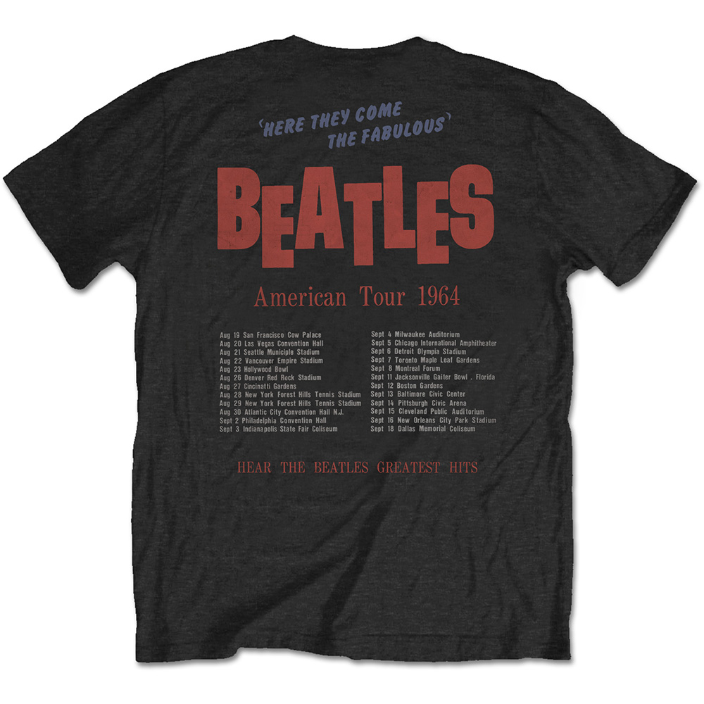 The Beatles American Tour 1964