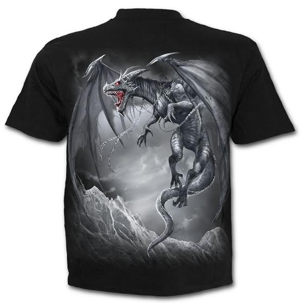 Spiral Dragons Cry