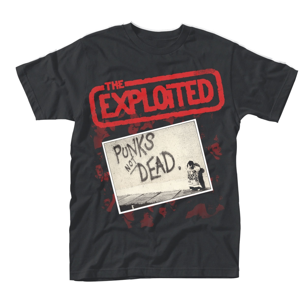 The Exploited Punks Not Dead