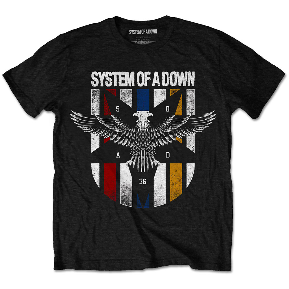 System of a Down Eagle Colours