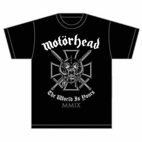 Motorhead Iron Cross ( The World is Yours)