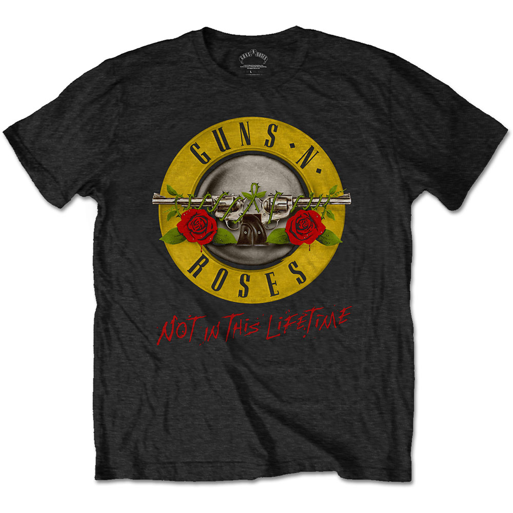 Guns N Roses Not In This Lifetime Tour
