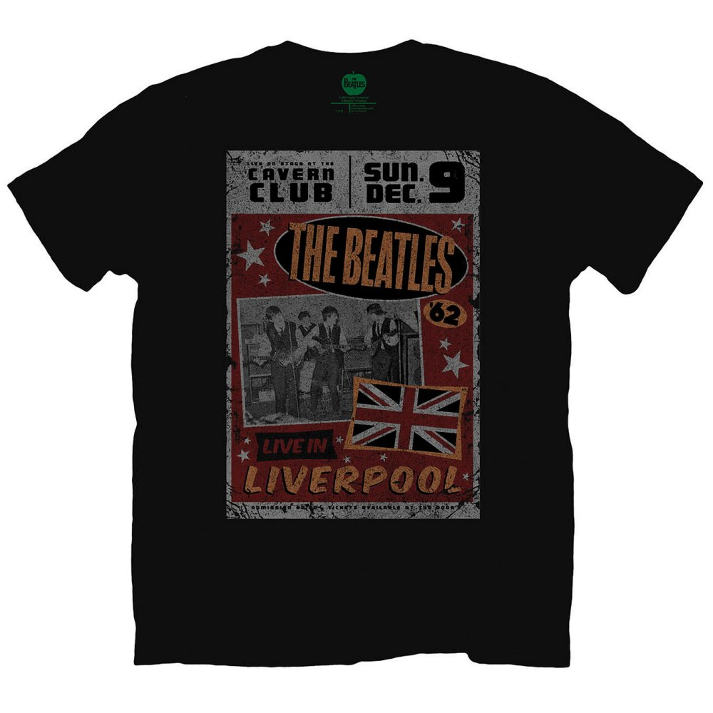 Beatles, The Live In Liverpool