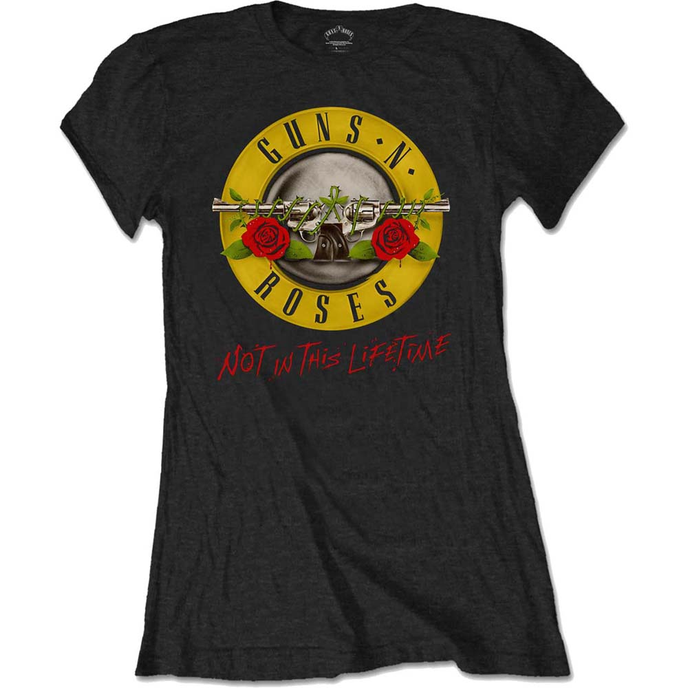 Guns N Roses Not In This Lifetime Tour (Girly)