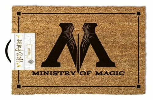 Deurmat Harry Potter Ministry Of Magic X