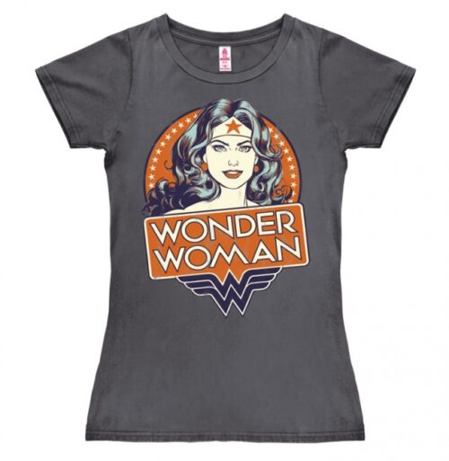 DC Comics Wonder Woman Portrait (Girly)