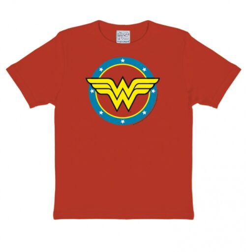 DC Comics Wonder Woman Logo Circle Stars