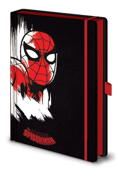 Notitieboek A5 Premium Marvel Retro Spider-Man X