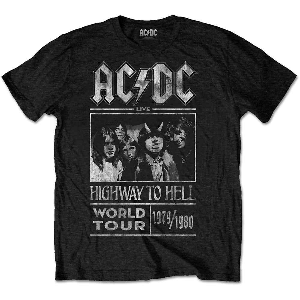 AC/DC Highway To Hell World Tour 1979/80