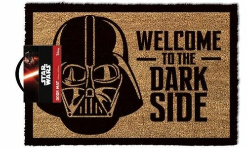 Deurmat Star Wars Welcome To The Darkside X