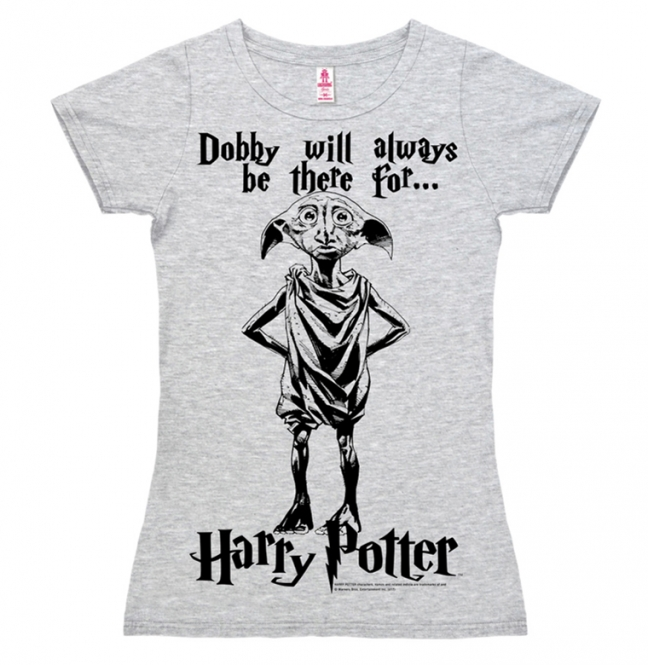 Harry Potter Dobby Will Always Be There For (Girly)