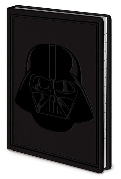 Notitieboek A6 Star Wars Darth Vader X