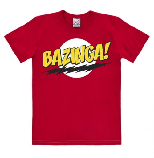 Big Bang Theory Bazinga!