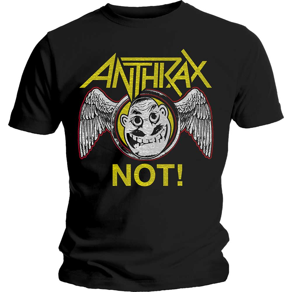 Anthrax Not Wings