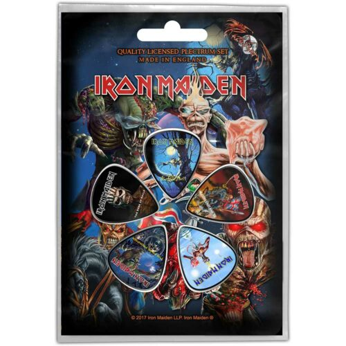 Plectrums Iron Maiden Later Albums