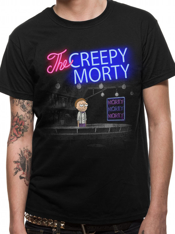 Rick and Morty Bartender