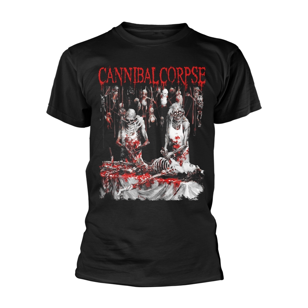 Cannibal Corpse Butchered at Birth (Explicit)