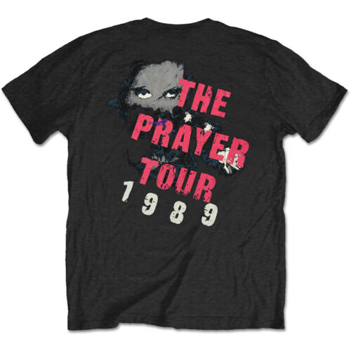 The Cure The Prayer Tour 1989