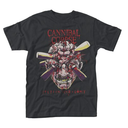 Cannibal Corpse Ice Pick Lobotomy
