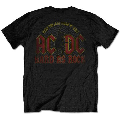 AC/DC Hard As Rock F&B
