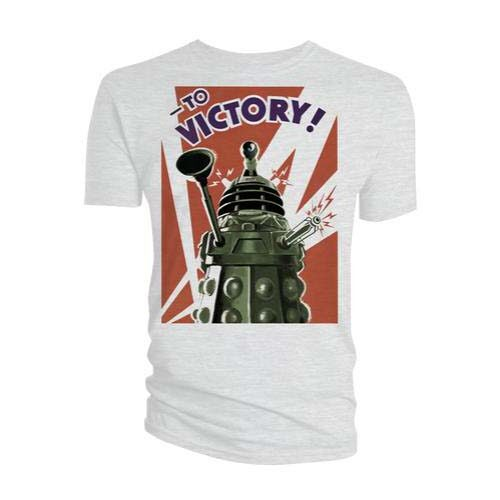 Doctor Who To Victory Dalek