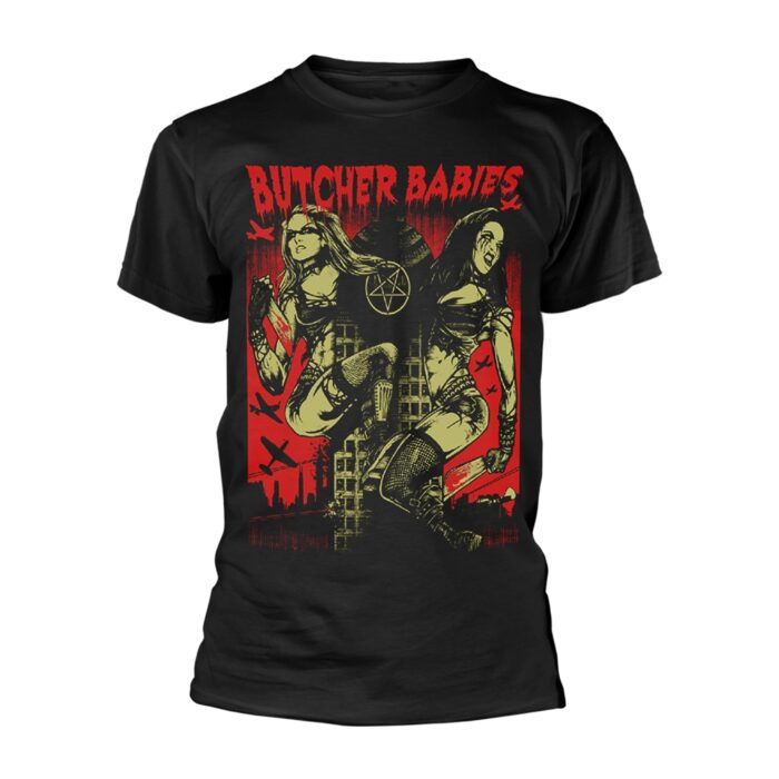 Butcher Babies Tower Of Power