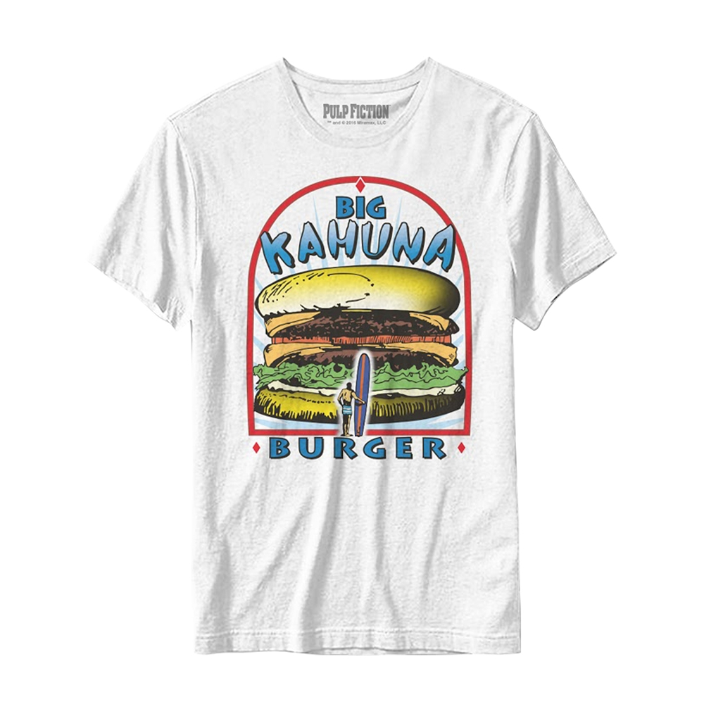Quentin Tarrantino Pulp Fiction Big Kahuna Burger