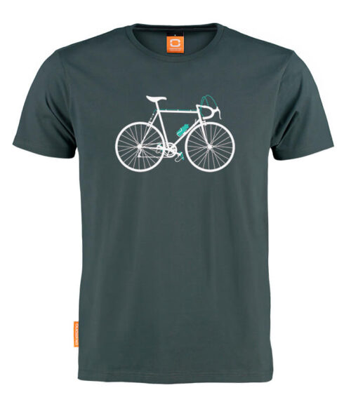 Okimono Cycling Seventies Round Neck