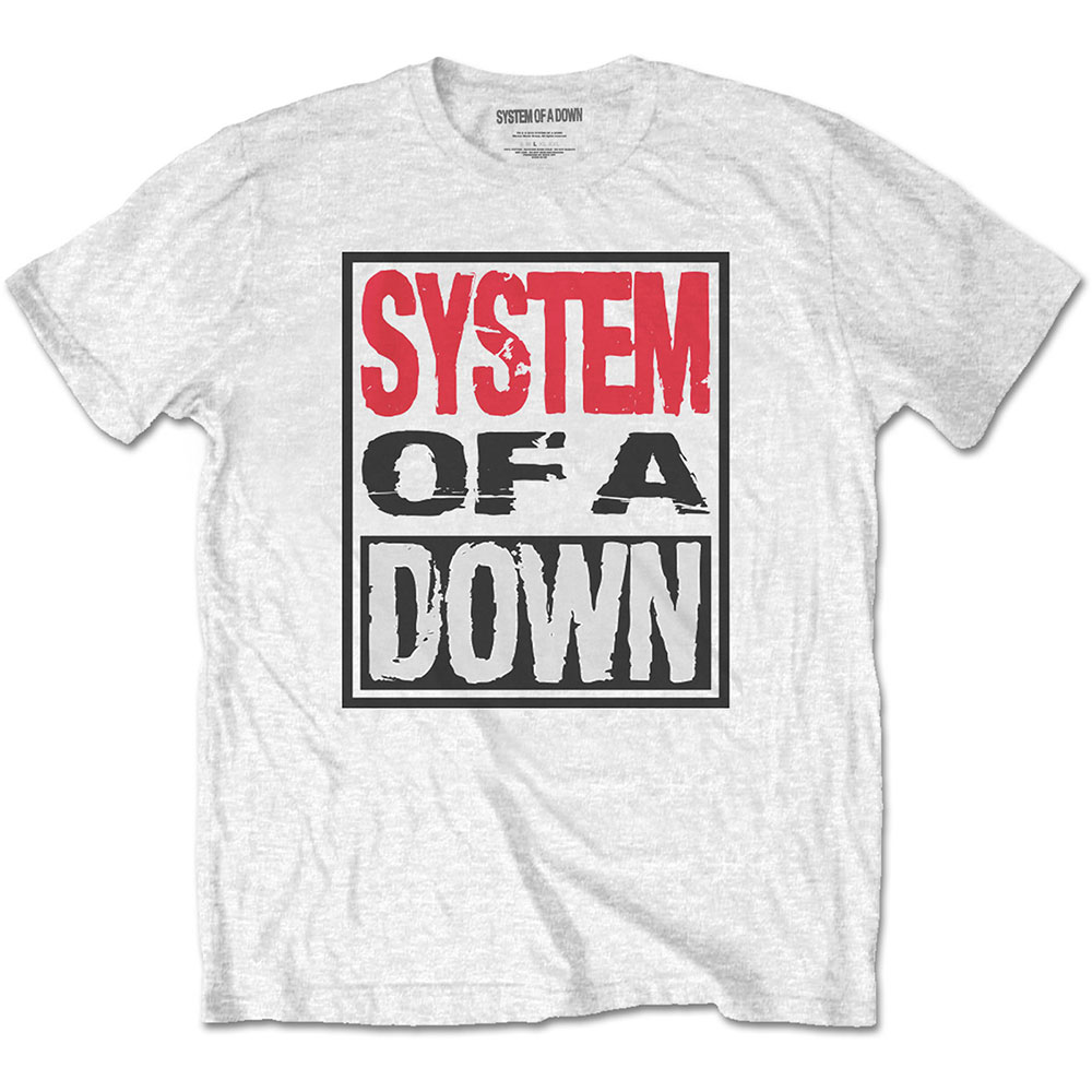System of a Down Tripple Stack Box