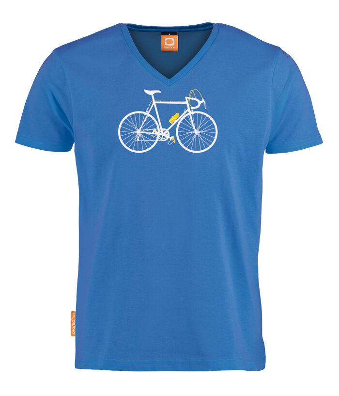 Okimono Cycling Seventies V Neck