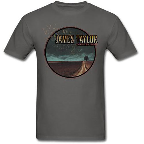 James Taylor 2018 Tour Country Road