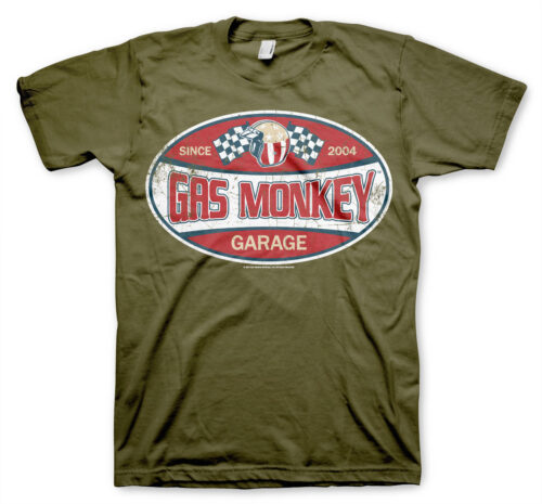 Gas Monkey Garage Since 2004 Logo