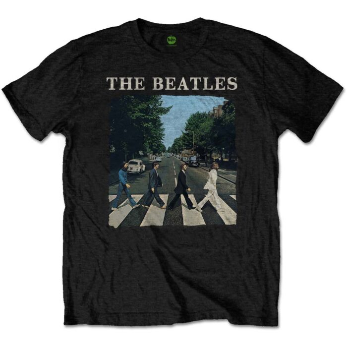 Beatles, The Abbey Road Colours Crossing
