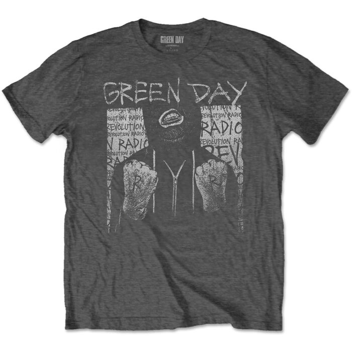 Green Day Ski Mask