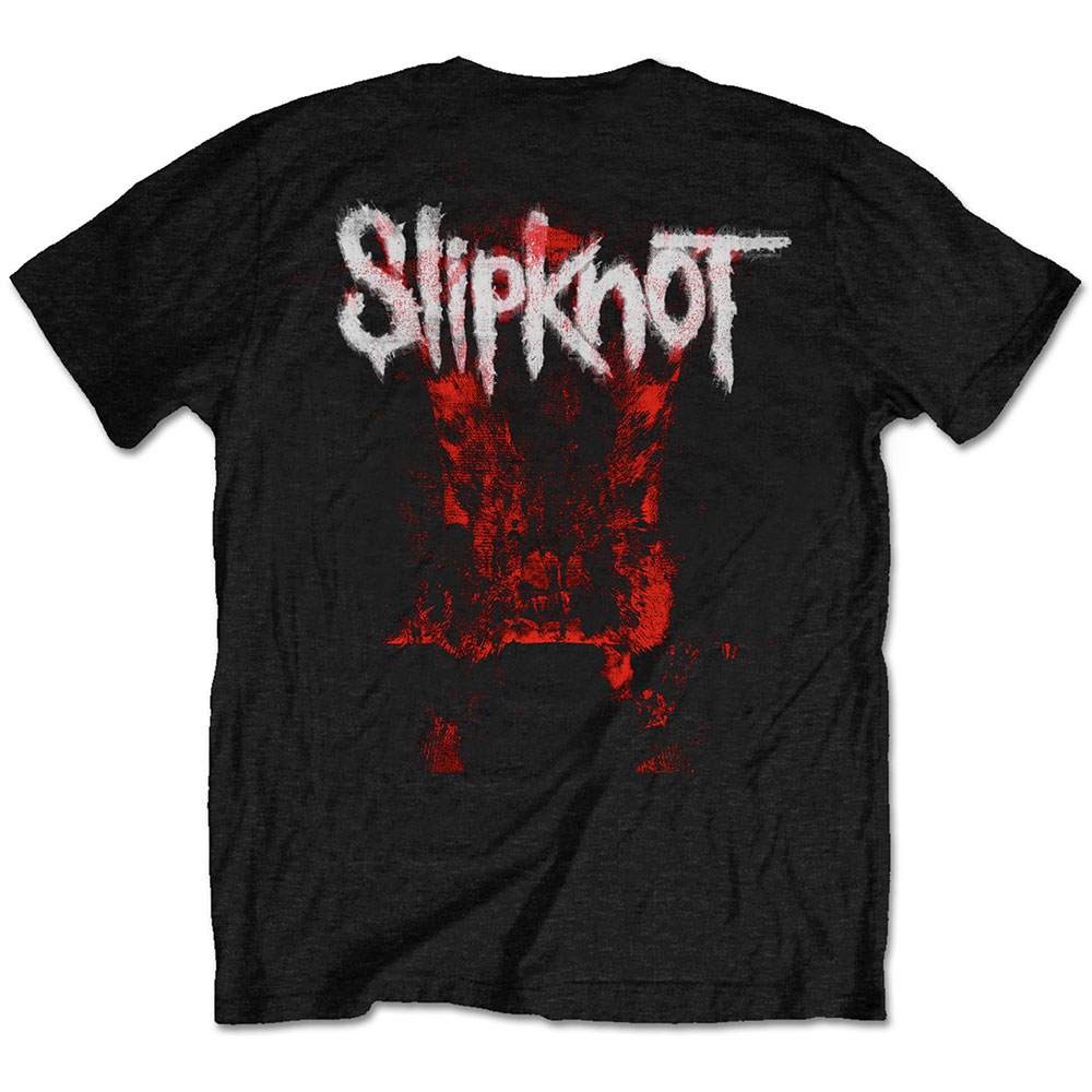 Slipknot Devil Single Logo Blur