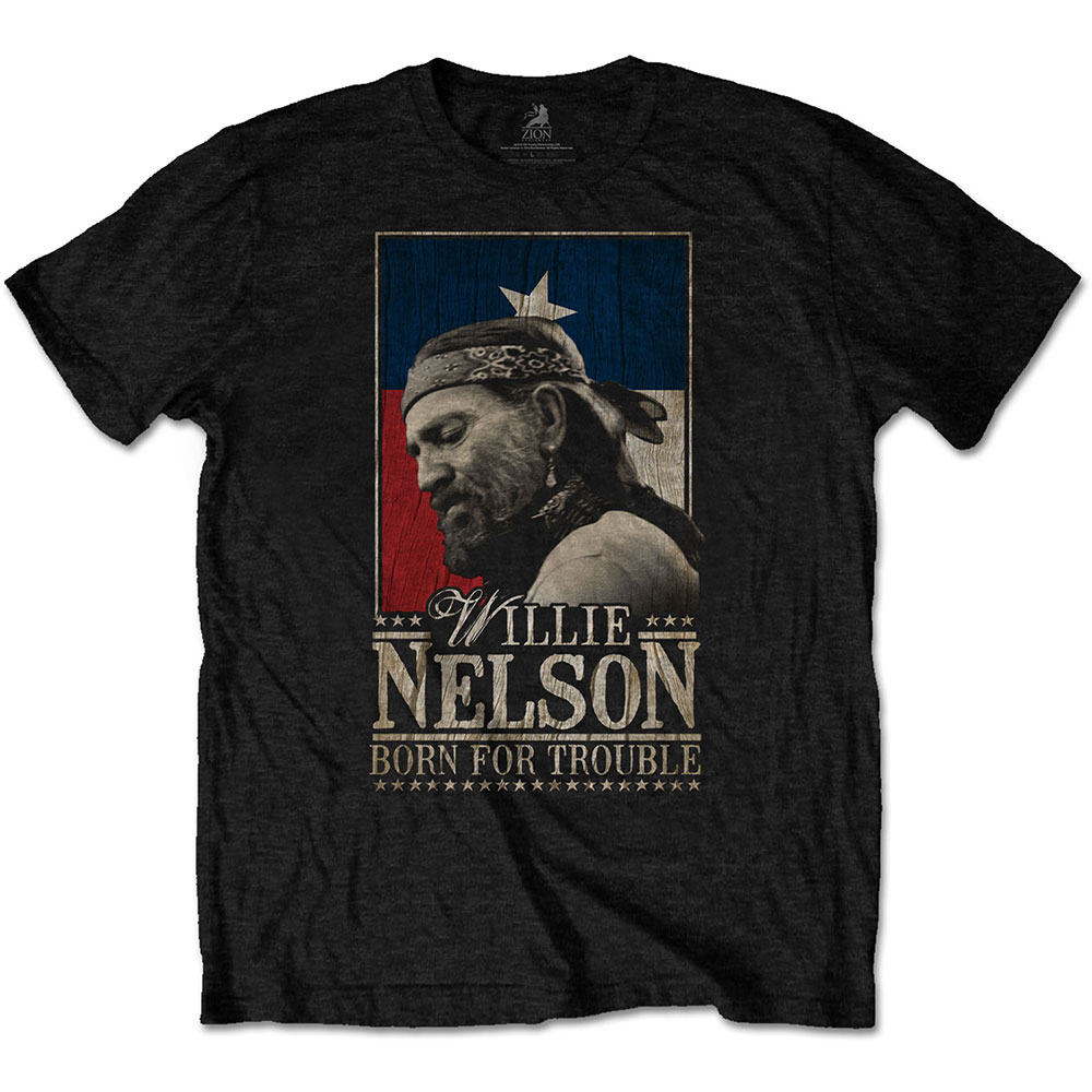 Willie Nelson Born For Trouble