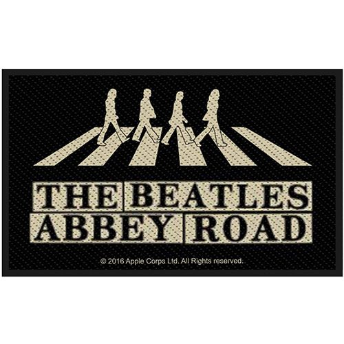 Beatles,The Patch (BEP021) Abbey Road Crossing & Street Sign
