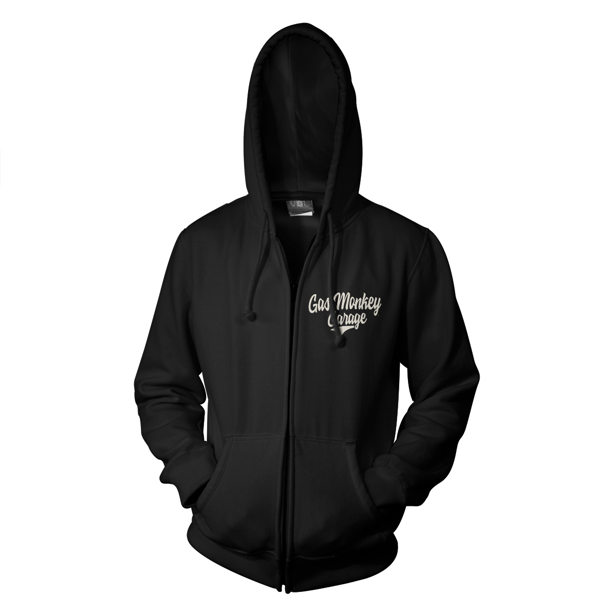 Gas Monkey Garage Racing Zip Hoodie