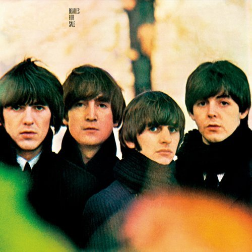 Metal Wall Sign Beatles,The For Sale Album Cover