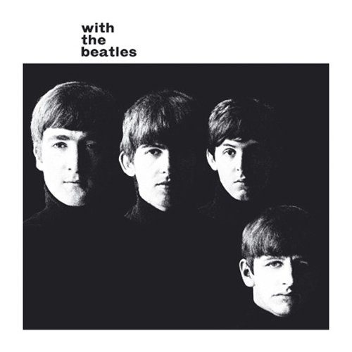 Ansichtkaart Beatles,The With The Beatles