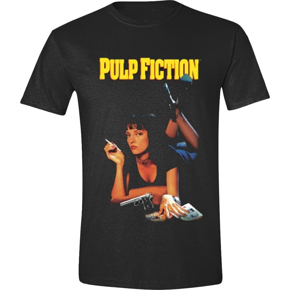 Pulp Fiction Classic Poster