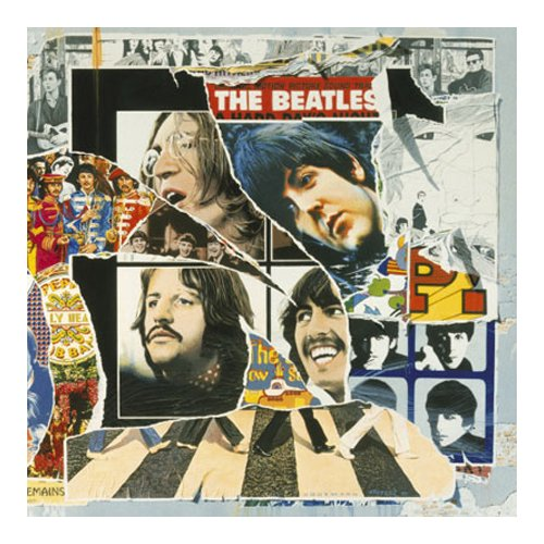 Ansichtkaart Beatles,The Anthology 3