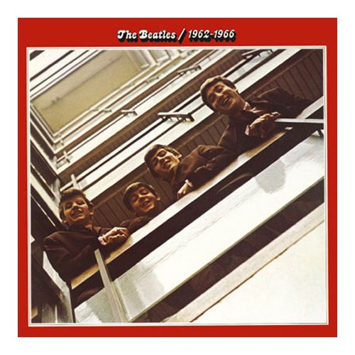 Ansichtkaart Beatles,The 1962-1966