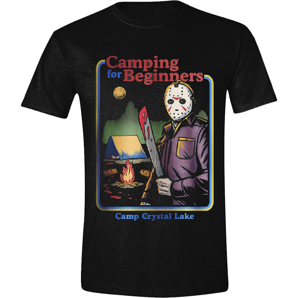 Friday The 13th Camping For Beginners