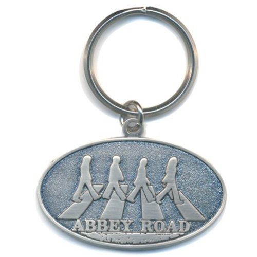 Sleutelhanger Beatles.The Abbey Road Crossing