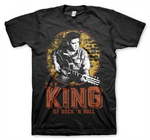 Elvis Presley The King Of Rock N Roll